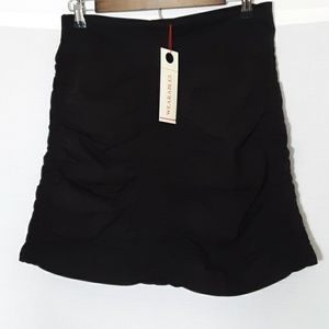 NWT - XCVI Wearables ruched skirt